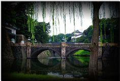 La residenza dell'Imperatore Tokyo   Flickr - Photo Sharing!