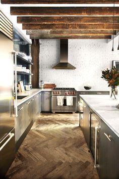 Kitchen by Jenny Wolf