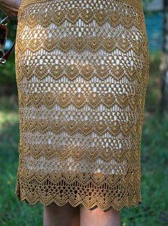 Fabulous Crochet a Little Black Crochet Dress Ideas. Georgeous Crochet a Little Black Crochet Dress Ideas. Black Crochet Dress, Crochet Skirts, Knit Skirt, Crochet Clothes, Lace Skirt, Freeform Crochet, Crochet Doilies, Crochet Lace, Crochet Stitches