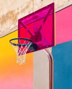 Pigalle Basketball, Basketball Court, Sports Court, Ill Studio, Storm King Art Center, 2017 Wallpaper, Hoop Dreams, Outsider Art, Outdoor Art