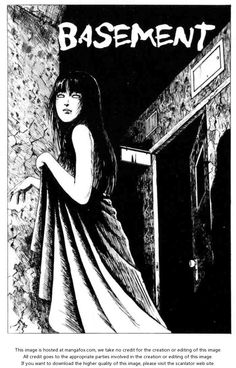 Itou Junji Kyoufu Manga Collection 2: Basement at MangaFox.me