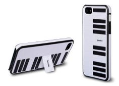A cool gift for your grad who loves music! They can protect their new iPhone 5 with this Poetic Keys Case with a Build-in KickStand to make viewing easy!