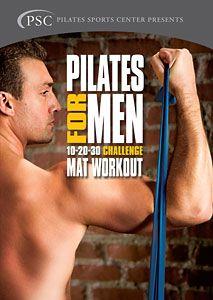 Pilates For Men Mat Workout