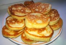 kefir pancakes lush without yeast, mainly – Cake Types Cake Recipes, Dessert Recipes, Desserts, Types Of Cakes, Hungarian Recipes, Food Shows, Food Cakes, Kefir, Sweet And Salty