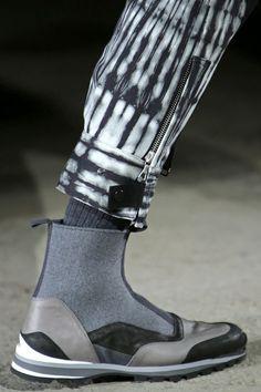 Dries Van Noten   Fall 2014 Menswear Collection. Winter Shoes, Fall Winter 2014, Men S Shoes, Fashion Details, Designer Shoes, Sneaker, Shoes Sandals, Shoe Boots, Fashion Week Schedule