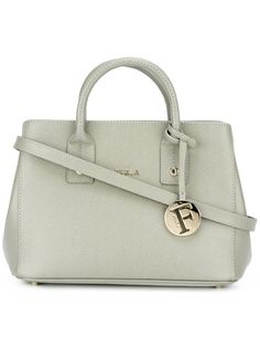FURLA Removable Strap Tote. #furla #bags #shoulder bags #hand bags #leather #tote #