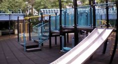 Nicholas Lia Park in St. George, Staten Island