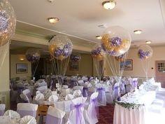 Wedding hot air balloons x