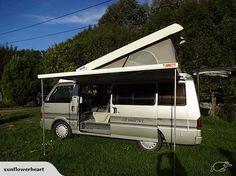 70df25c3b0 Mazda Bongo Brawny Campervan Diesel w Pop-up Roof