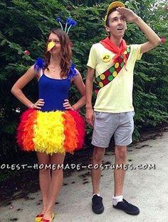 17 Unique DIY Disney Couples Costumes Ideas For Halloween | Gurl.com (Halloween College Couple)