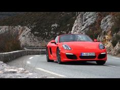 2012 Porsche Boxster is an all-new design. Bigger, but lighter than before. We went to the launch event in the South of France to see how good it was. And whether a man can now buy the girl's Porsche. Watch this new Porsche review