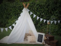 kids zone....we.created a play area for the children at todays wedding at Pedro Jimenez. 2015