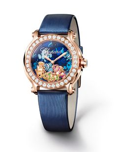 Happy Fish – The magic of the ocean depths | Chopard Diary