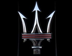 Maserati logo 11