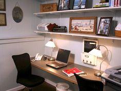 Aprenda como organizar home-office de maneira fácil e pratica - Mantenha seu home-office organizado e aumente sua produtividade.