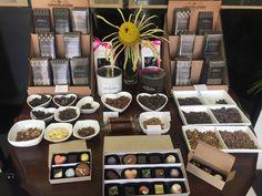 Chocolate shop love