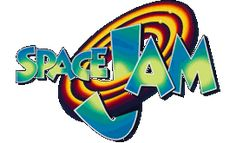 Cutting edge website for Space Jam.