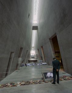 museum design interior - Cerca con Google