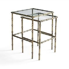 18sq15sqSet of Two Daria Nesting Tables