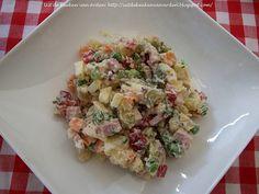 Uit de keuken van Levine: Recept Aardappelsalade