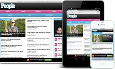 The new responsive website for m.people.com. good case study