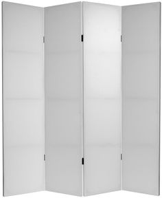 6 ft. Tall Do It Yourself Double Sided Canvas Room Divider | RoomDividers.com