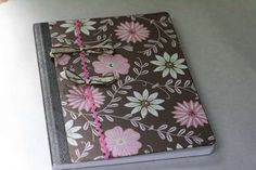 How to decorate a composition notebook. teen-diy-crafts