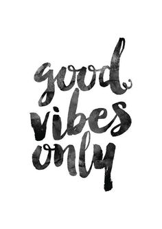 Good Vibes Only Printable poster, inspirational quote, quote wall art… - Sarah B - Pin Best Printable Poster, Printable Quotes, Printable Wall Art, Typography Quotes, Typography Prints, Typography Poster, Typography Design, Home Quotes And Sayings, Words Quotes