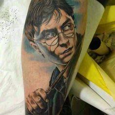 Harry Potter Tattoo Magic Wand Tattoos Cute
