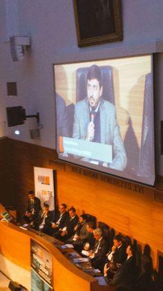 RH DO MORENO: RH DO MORENO ESTEVE NO HRC MEETING 2014 - ROMA