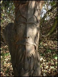 tree spirits | legend of wood spirits there are wood spirit legends in almost every ...