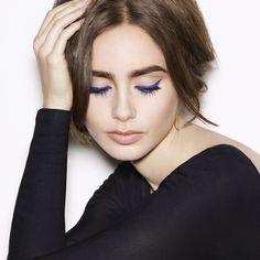 Lily Collins - Lancome Campaign Autumn 2015