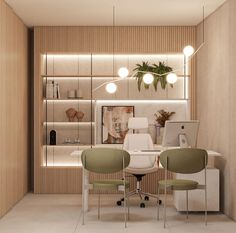 Clinic Interior Design, Clinic Design, Healthcare Design, Studio Interior, Medical Office Decor, Dental Office Design, Home Office Design, Home Office Decor, Home Decor