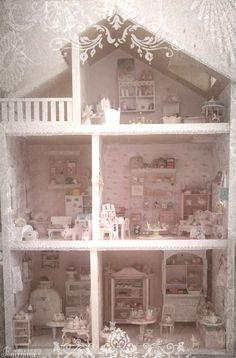 Radient Mini Doll House Because Met You Wooden Sandbox Led Light Dollhouse Diy Toys Birthday Gifts For Children Home Decor Crafts M026 Terrific Value Dolls & Stuffed Toys