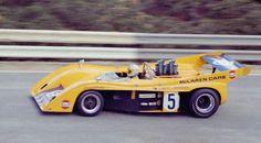 Denny Hulme Laguna Seca 1972 McLaren M20