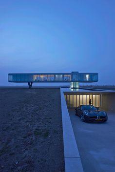 Villa Kogelhof by Paul de Ruiter Architects wins an ARC13 Architecture Award | Photo: Jeroen Musch | Bustler