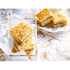 This old fashioned raspberry jam and coconut slice makes the ultimate weekend making recipe. Its easy to make and tastes delicious warm from the oven.