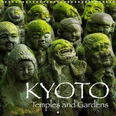 Kyoto - CALVENDO calendar