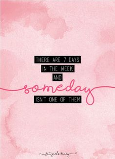 THERE-ARE-7-DAYS-30 Fitness Motivational Posters - Inspiring Fitness Quotes To Give You Motivation To Workout - Fit Girl's Diary