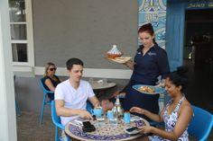 Breakfast at Moorish Blue