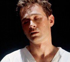 "coffeeandatlantis: "" Stargate Atlantis - A villain you feel sorry for "" ➘ Michael Kenmore ""So tell me then: what makes being human better than being a Wraith? Enterprise Nx 01, Star Trek Enterprise, Connor Trinneer, Old Flame, I Want Him, Stargate Atlantis, Season 2, Love Of My Life, Sci Fi"