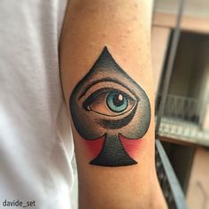 Different eye by Davide Set from Italy