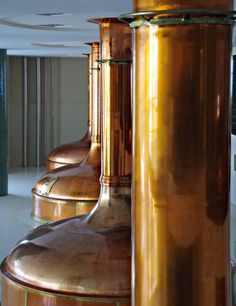 brewery for Pilsen (Plzen, Plzensky) beer, Czech Republic