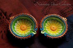 Nakshatra Utsav Collection: Decorative Diwali Diya_009