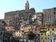 Vintimille. Italy