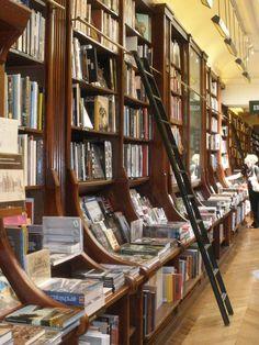 Librairie Galignani, Paris...  bookstore, right next door to Angelina's!