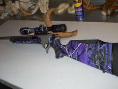 i like the more purple muddy girl Purple Gun, Purple Camo, Pink Purple, Hunting Camo, Hunting Girls, Hunting Stuff, Camo Guns, Muddy Girl Camo, Redneck Girl