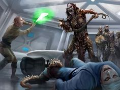 Star Wars Wallpaper : Yuuzhan Vong