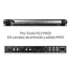 Pro Tools | HD MADI es una interfaz versátil totalmente digital que dispone de 64 canales de entrada y salida MADI.  Trabaja sin complicaciones con la conversión de frecuencia de muestreo incorporada. La solución perfecta para las distancias largas.  http://ift.tt/2dNRmFx  #Avid #AvidEverywhere #ProTools #HD #Madi