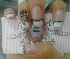 Nail Candy, Nail Polish, Nail Art, Nails, Beauty, Nail Decorations, Art, Finger Nails, Ongles